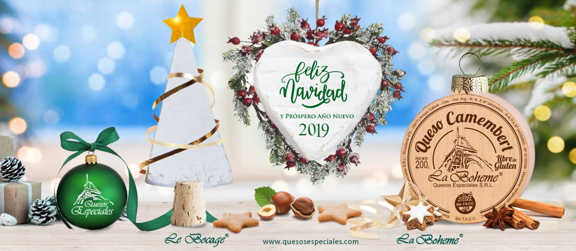We wish you Merry Christmas and Prosperous New Year 2019!